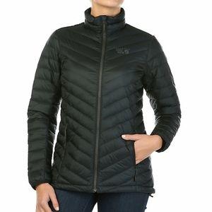 Mountain Hard Wear Black Down Puffer Winter Jacket